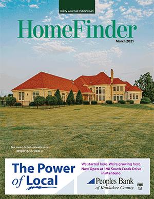 March 2021 HomeFinder