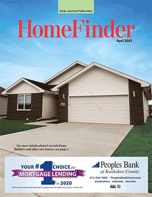 April 2021 HomeFinder