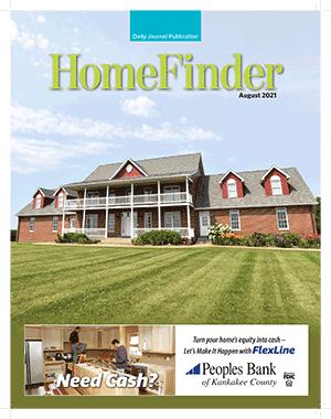 August 2021 Homefinder